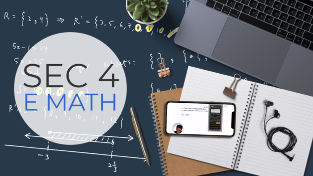 Secondary 4 Elementary Mathematics Online Course Thumbnail
